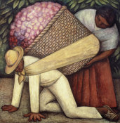 Diego Rivera - The Flower Carrier, 1935