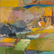 Richard Diebenkorn - Berkeley #57, 1955