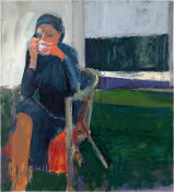 Richard Diebenkorn - Coffee, 1959