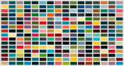 Gerhard Richter - 256 Farben (256 Colors), 1974