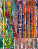 Gerhard Richter - Abstraktes Bild (Abstract Picture), 1992