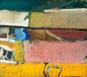 Richard Diebenkorn - Berkeley #47, 1955