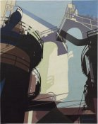 Charles Sheeler - Aerial Gyrations
