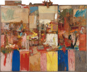 Robert Rauschenberg - Collection, 1954/1955