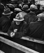 Dorothea Lange - White Angel Breadline, San Francisco, 1933