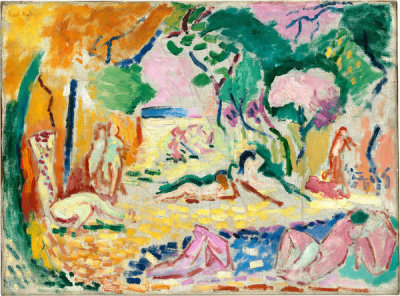 Henri Matisse - Sketch for