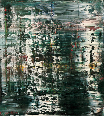 Gerhard Richter - Abstraktes Bild (Abstract Picture), 1990