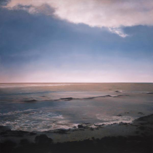 Seestuck Seascape, 1998 By Gerhard Richter - Paper Print -6319